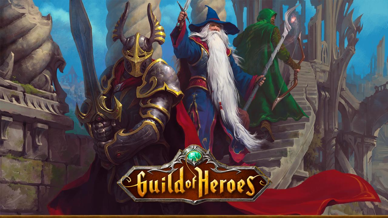 Guild of Heroes - fantasy RPG 1.48.10 Screen 1