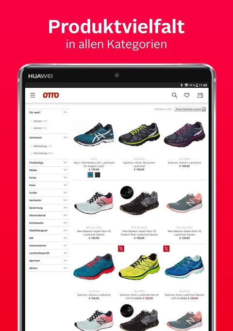 Android OTTO - Shopping für Mode & Wohnen Screen 6