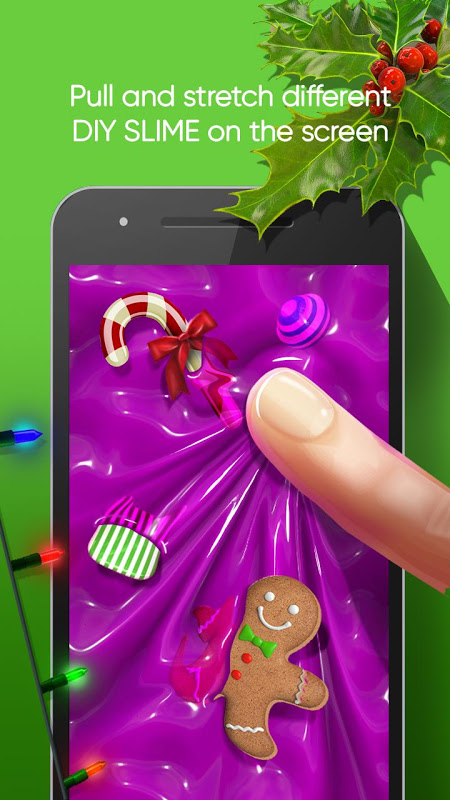 Android Smash Diy Slime - Fidget Slimy Screen 2