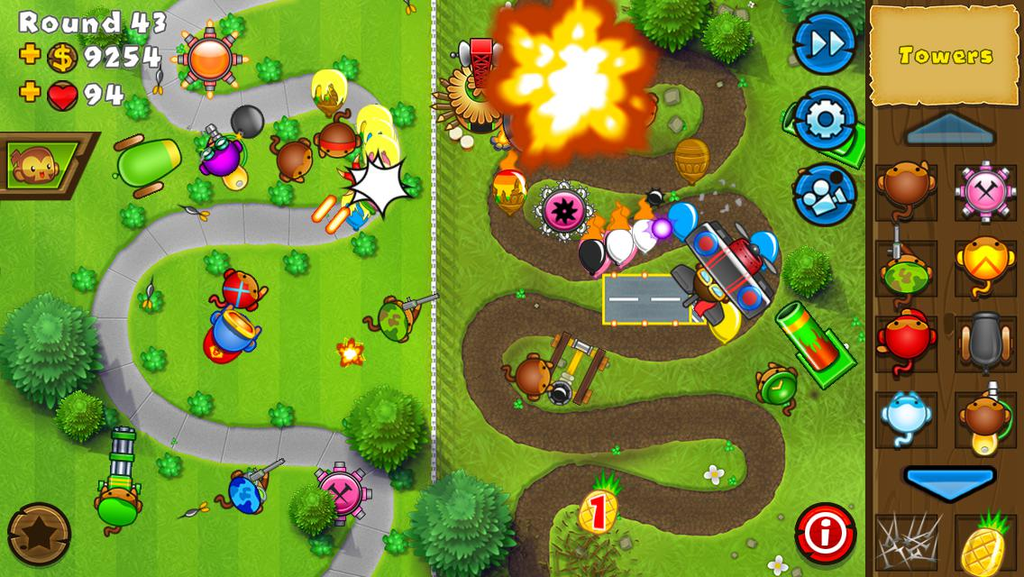 Bloons TD 5 3.10 Screen 3