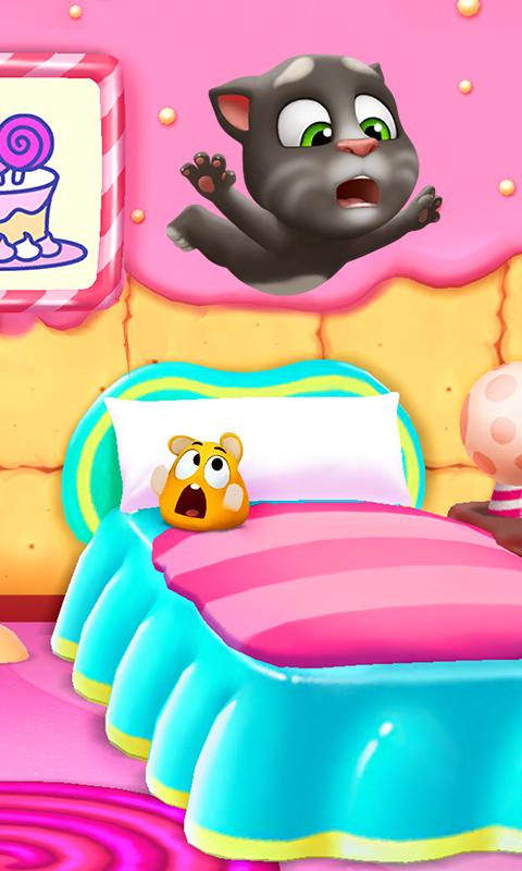 My Talking Tom 2 1.0.1337.1843 Screen 3