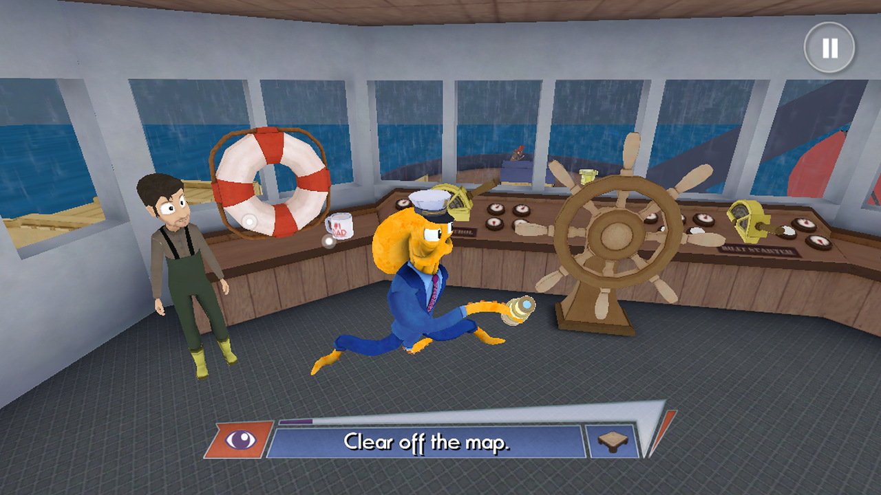 Octodad: Dadliest Catch 1.01 Screen 2