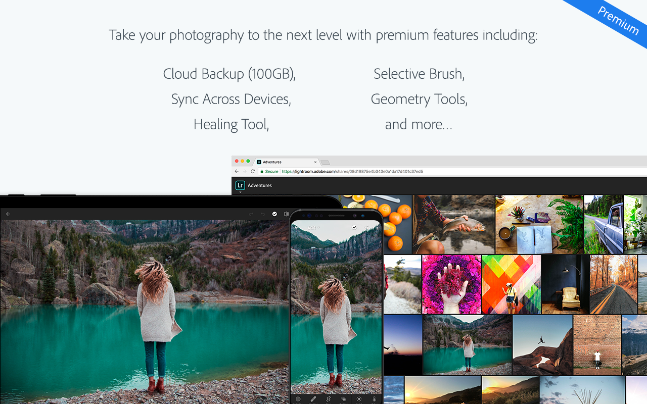 Android Adobe Photoshop Lightroom CC Screen 15