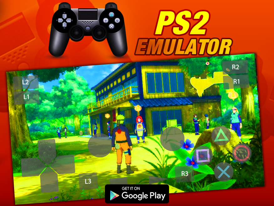 Free HD PS2 Emulator - Android Emulator For PS2 APKs | Android APK