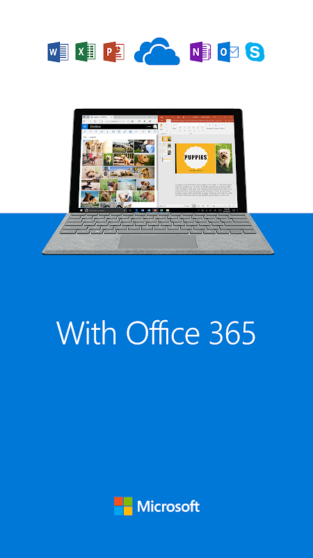 Microsoft OneDrive 5.8 (Mid April Beta 2) Screen 4
