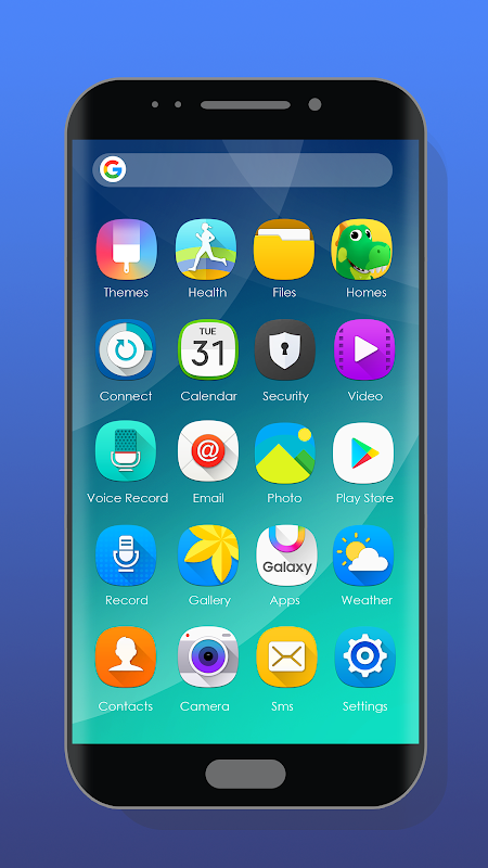S6 UI - Icon Pack 1 5 3 APK Download by A1 Design | Android APK