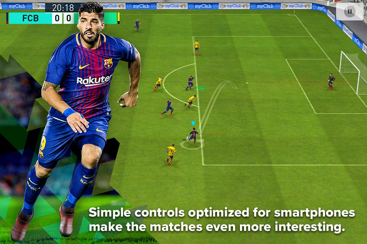 PES 2018 PRO EVOLUTION SOCCER 2.0.0 Screen 3
