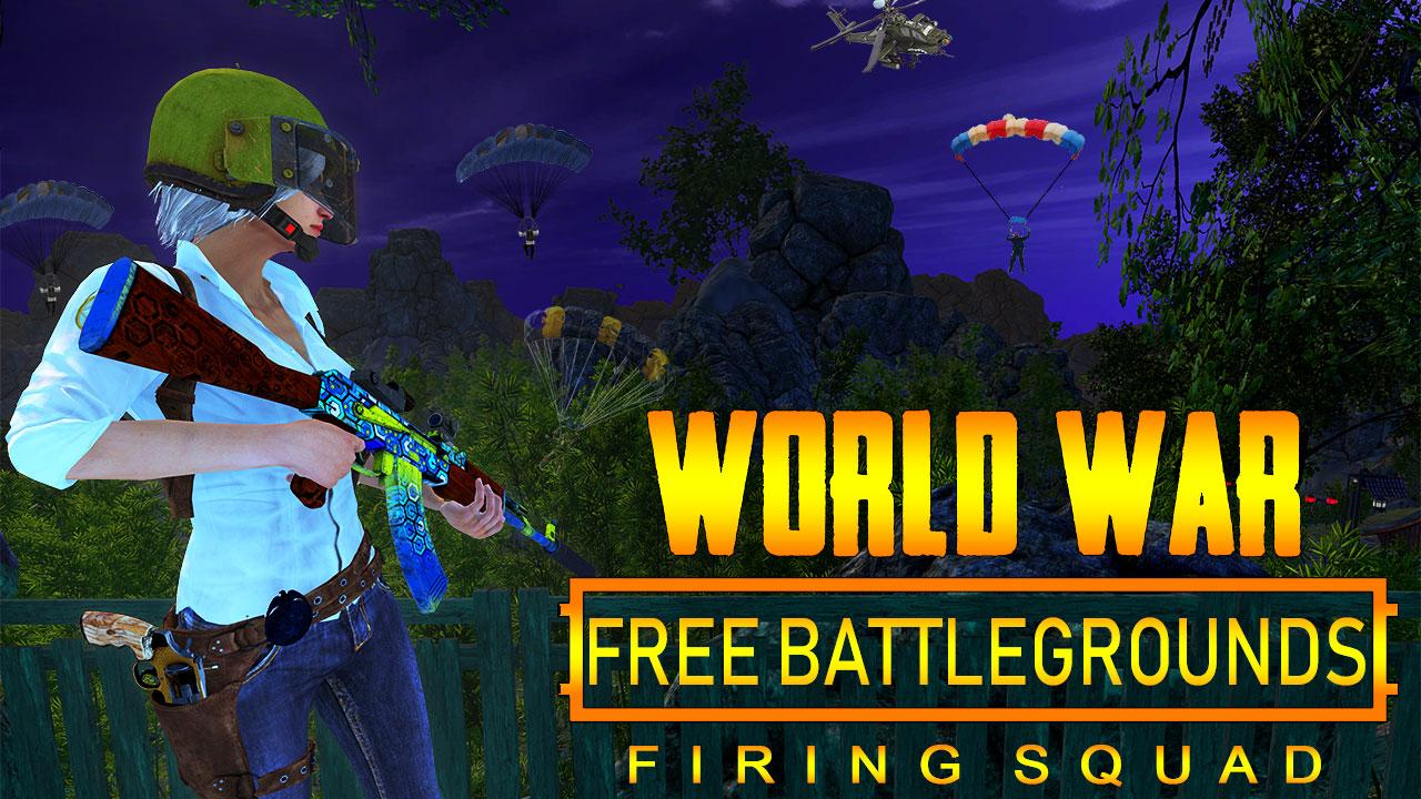 Free Fire Battleground- Firing Squad battle strike 1.0 Screen 9