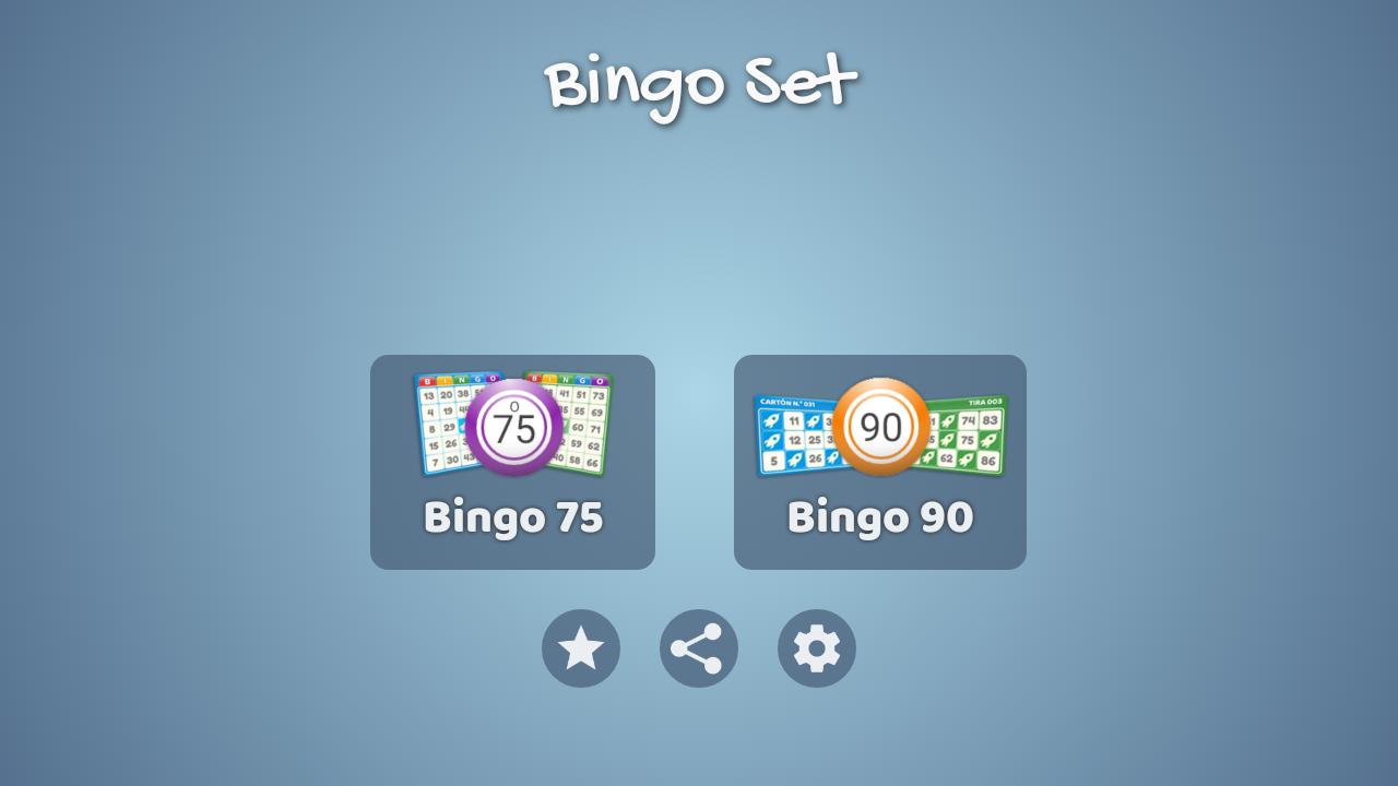 Bingo Set 1.3.0 Screen 7
