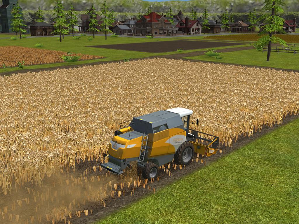 Android Farming Simulator 16 Screen 1