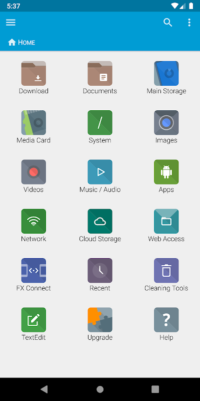 FX File Explorer: The file manager with privacy 8.0.1.0 Screen 9