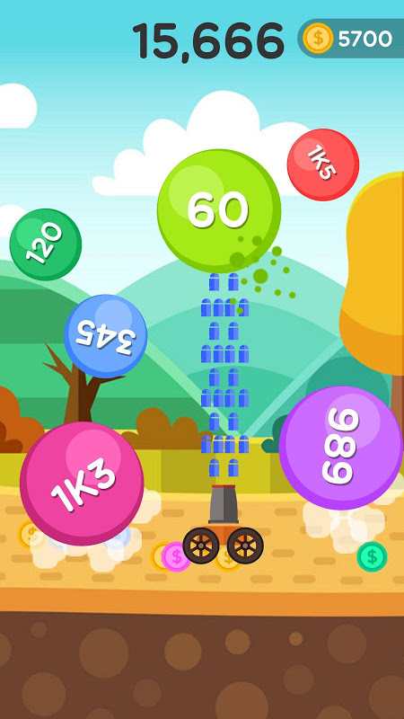 Android Ball Blast - Jump ball Screen 4