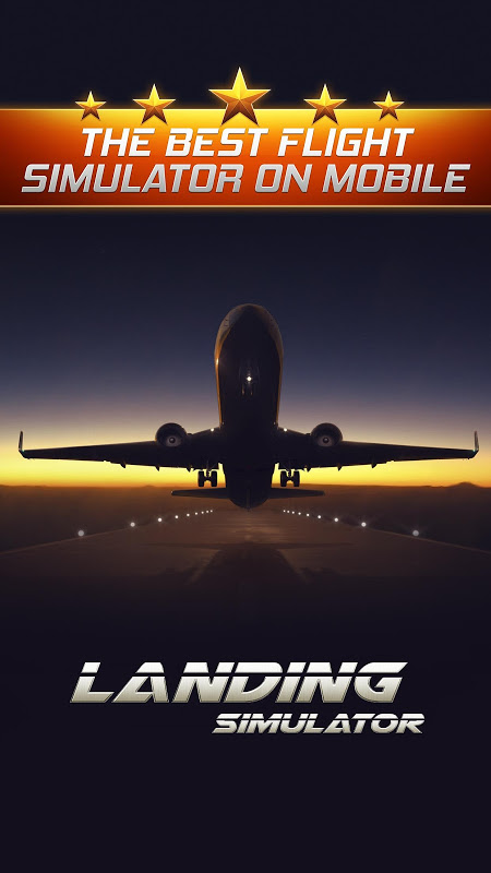 Android Flight Alert Simulator 3D Free Screen 4