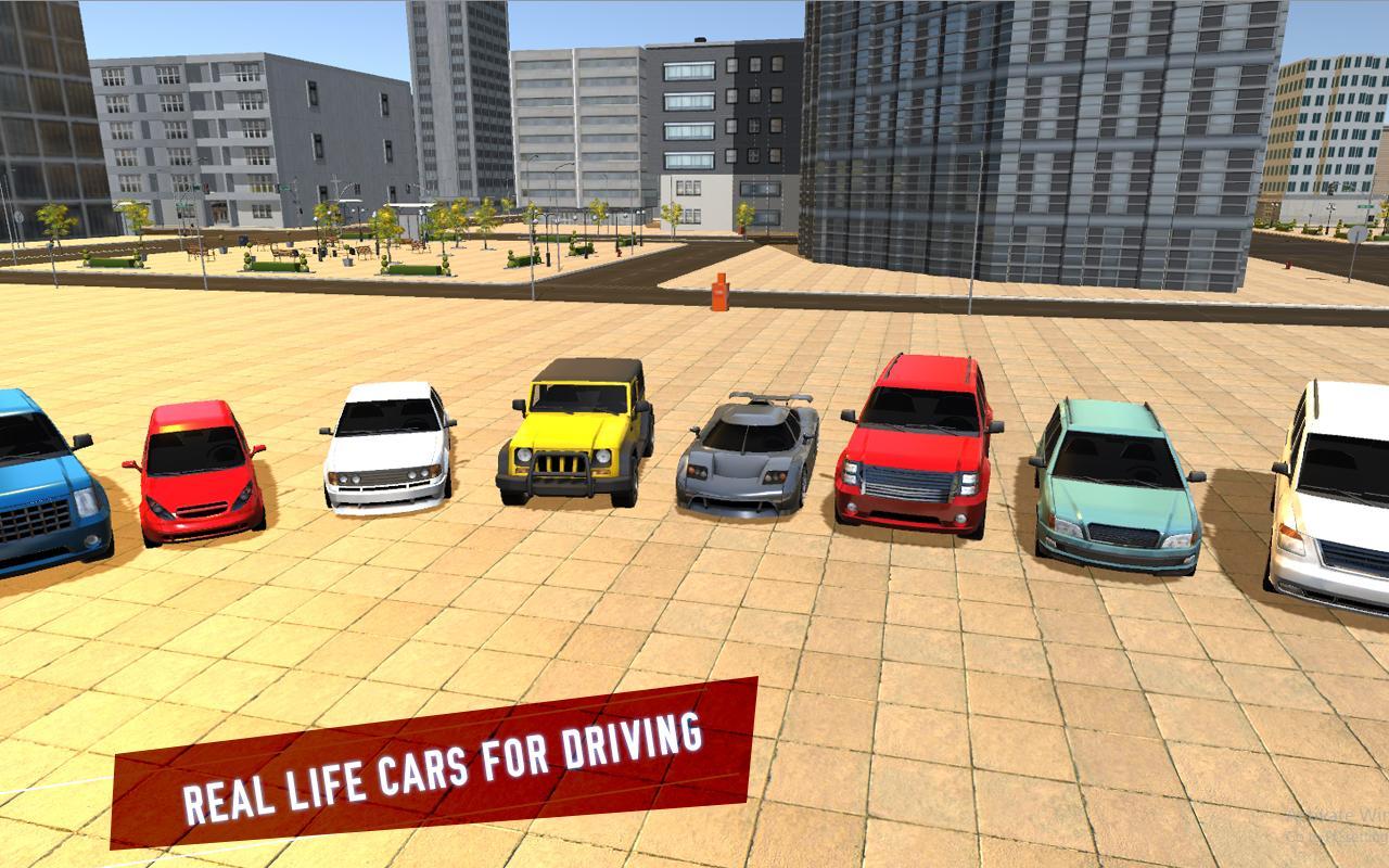 Android Driving School 2019 Car Driving School Simulator Screen 5