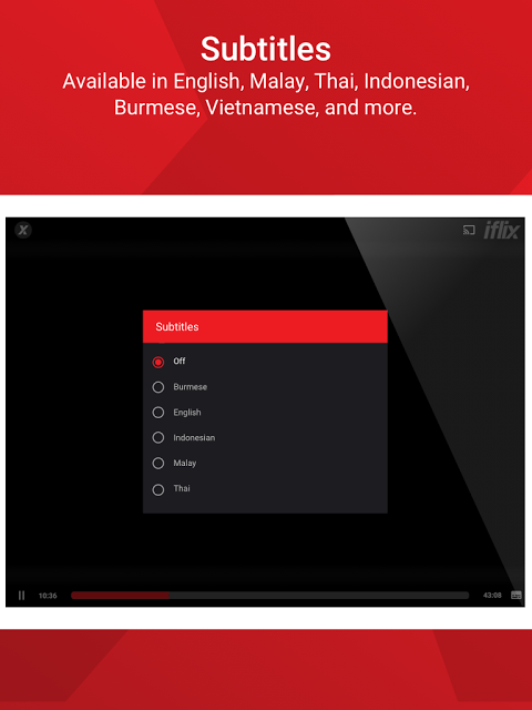 iflix 2.30.0-5774 Screen 9