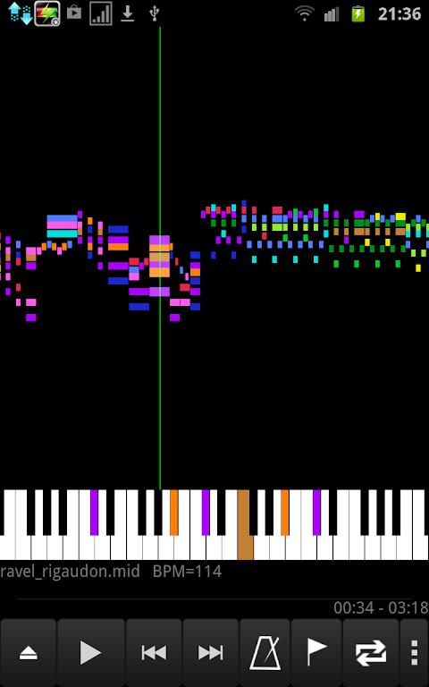 MIDI Voyager Karaoke Player 5.3.3 Screen 18