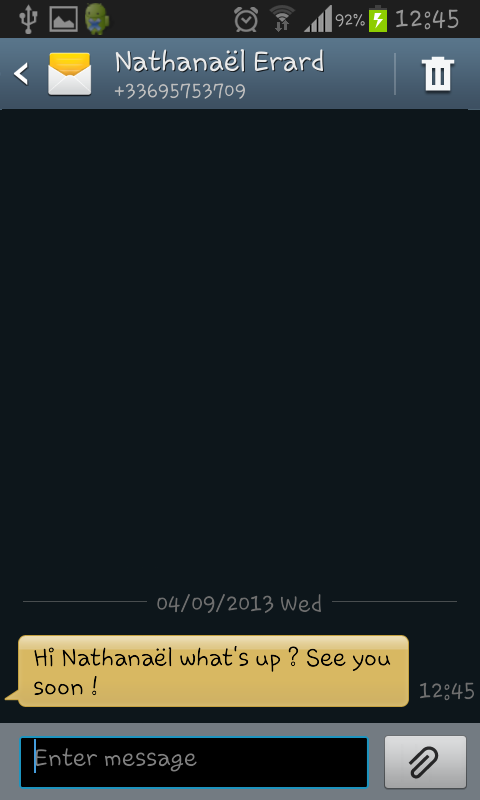 Multi-Post SMS 1.2 Screen 3