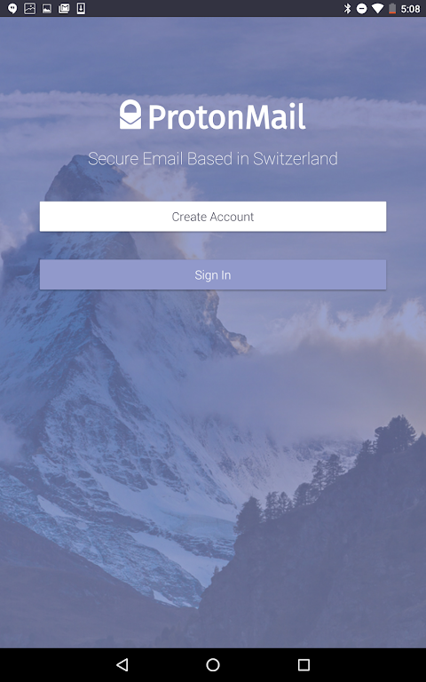 ProtonMail - Encrypted Email 1.10.3 Screen 7