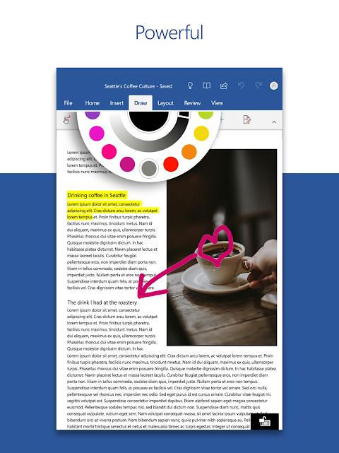 Microsoft Word 16.0.11601.20074 Screen 7