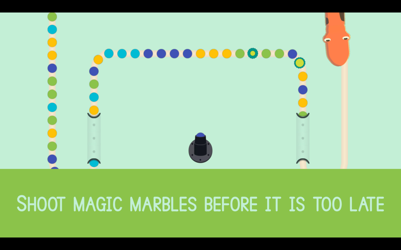 Android Sneak In - Marble Shooter Game Screen 9