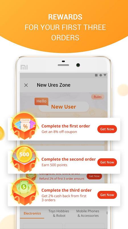 Banggood - Easy Online Shopping 6.12.1 Screen 6