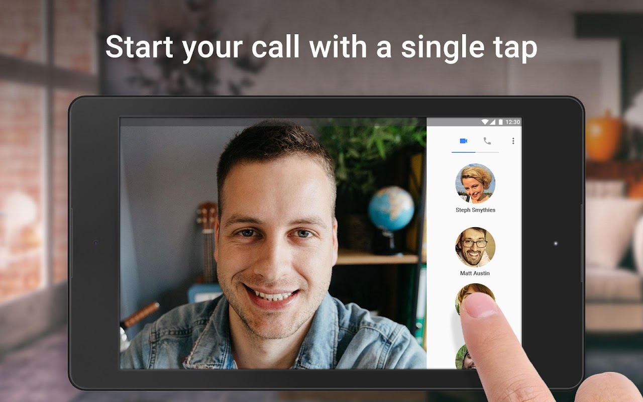 Google Duo 40.0.213842579.DR40_RC08 Screen 7