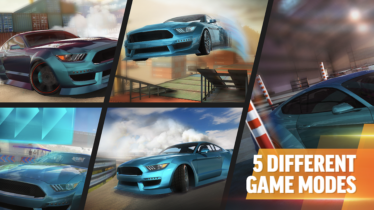 Android Drift Max Pro - Car Drifting Game with Racing Cars Screen 4