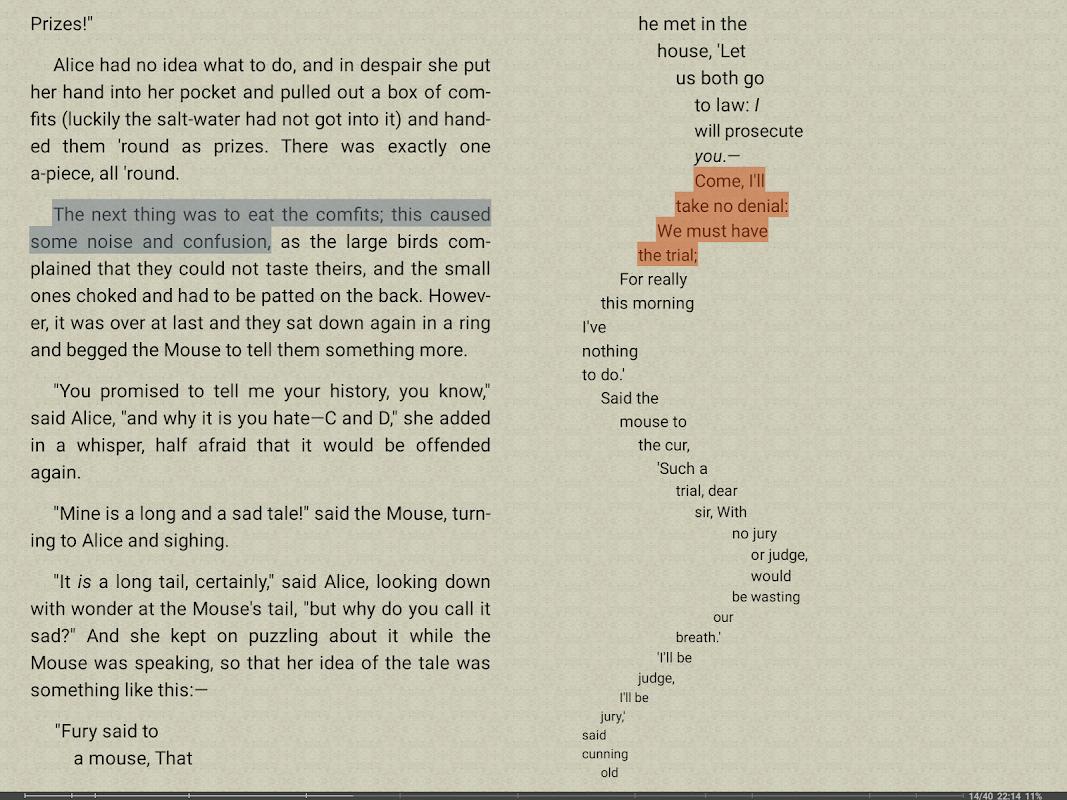FBReader: Favorite Book Reader 2.9.2 Screen 17