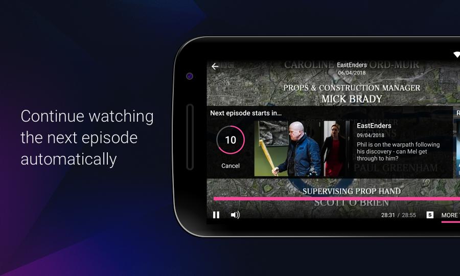 Android BBC iPlayer Screen 9