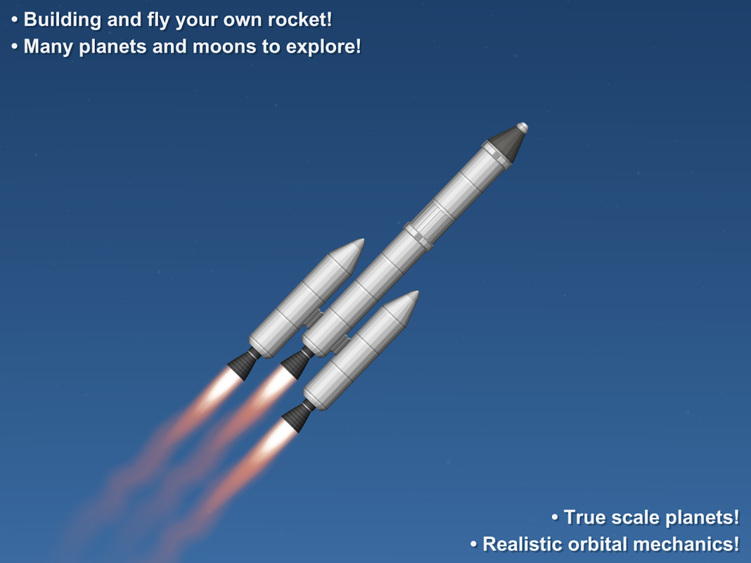 Spaceflight Simulator 1.1 Screen 5