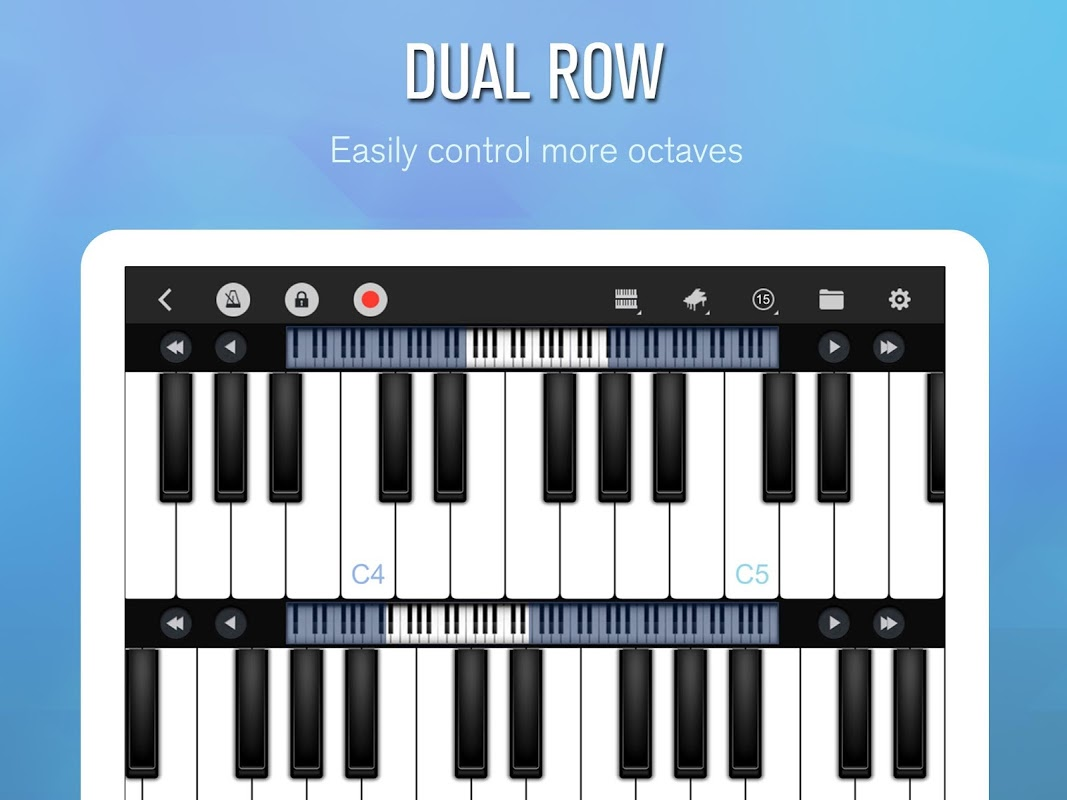 Android Perfect Piano Screen 12