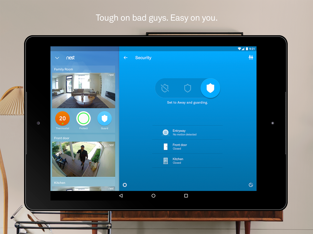Nest 5.16.0.35 Screen 7
