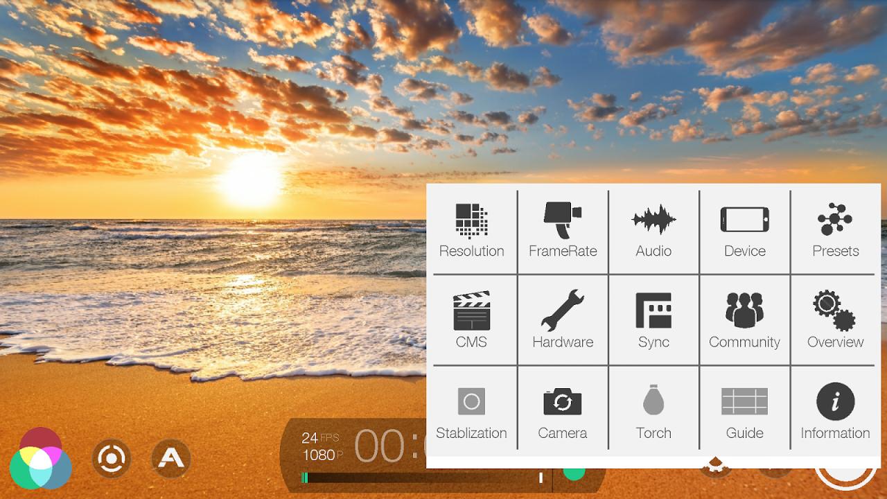 FiLMiC Pro 6.0.2 Screen 6