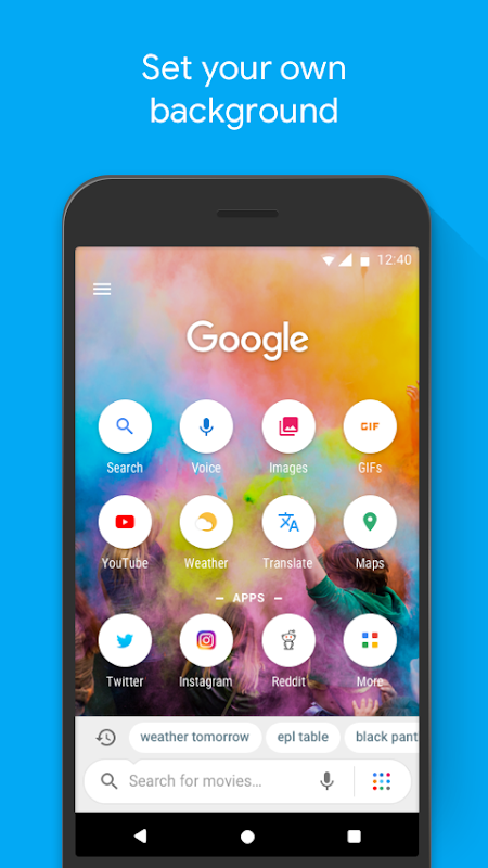 Google Go: A lighter, faster way to search 1.13.220141365.release Screen 6