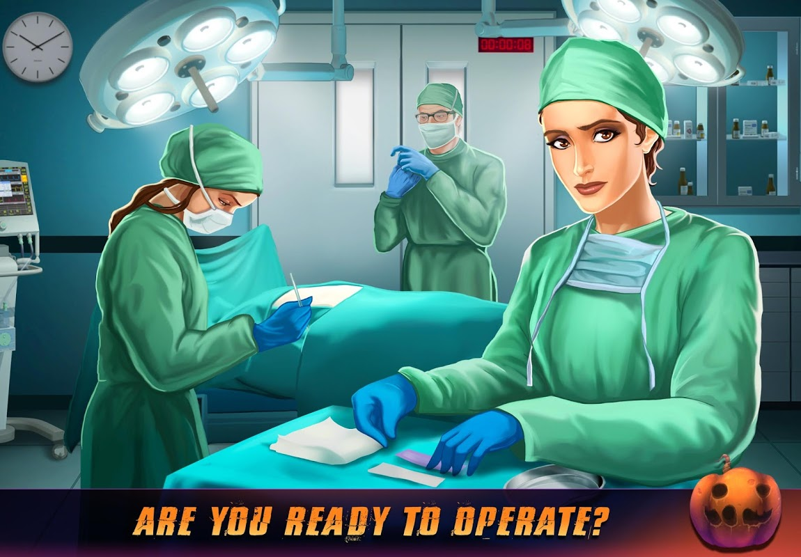 Operate Now: Hospital 1.23.3 Screen 4