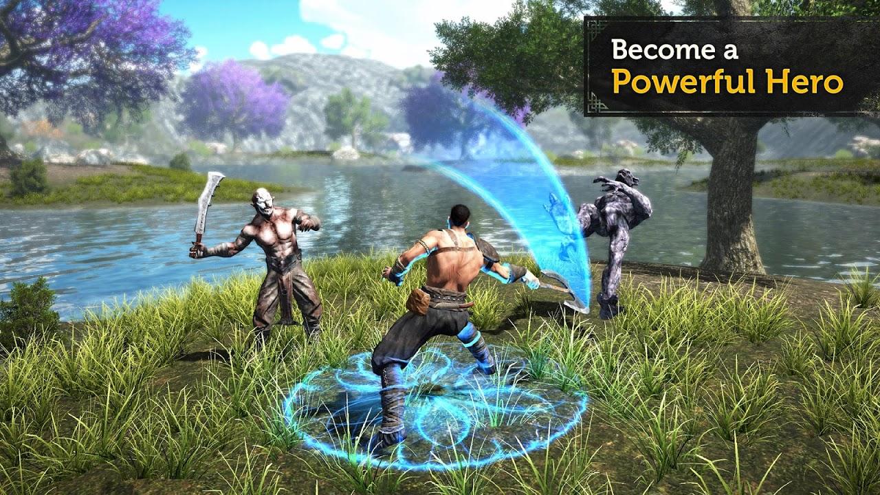 Evil Lands: Online Action RPG 1.2.1 Screen 4