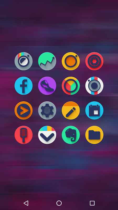 Android Almug - Icon Pack Screen 3
