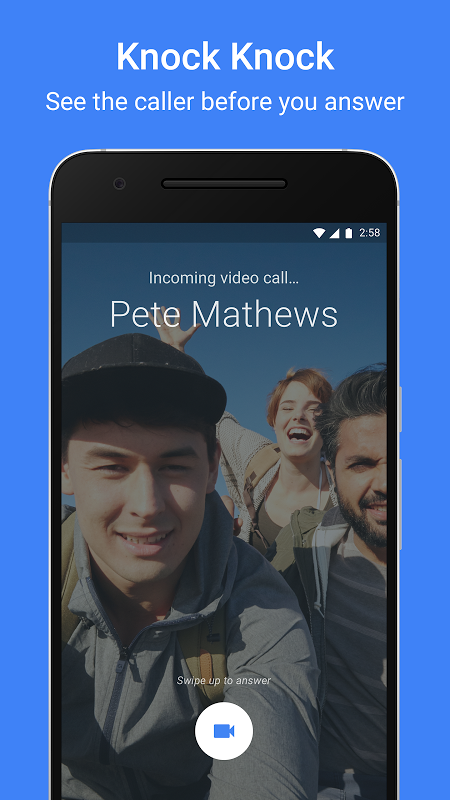 Android Google Duo Screen 2