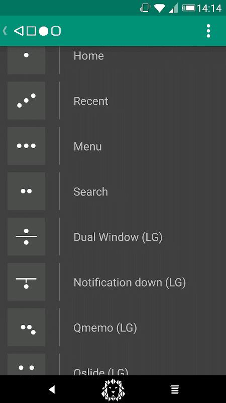 Android Xstana Screen 5