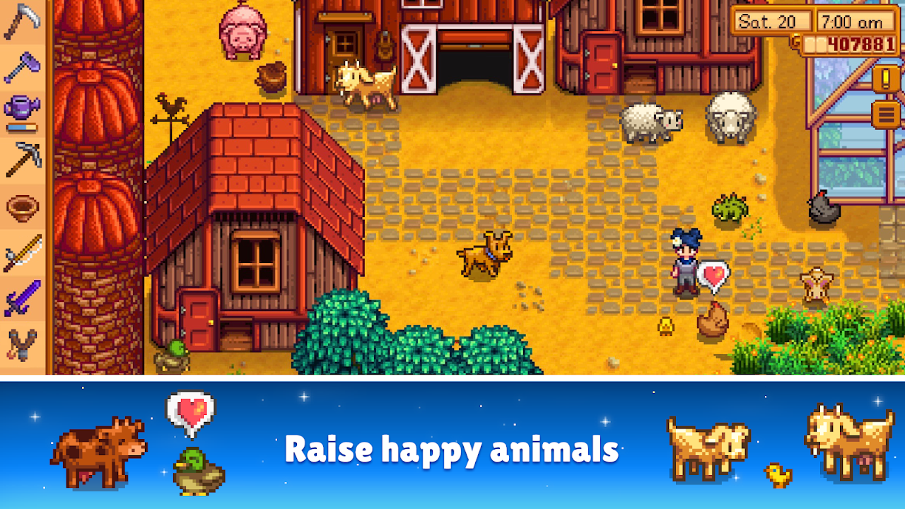 Stardew Valley 1.18 Screen 5