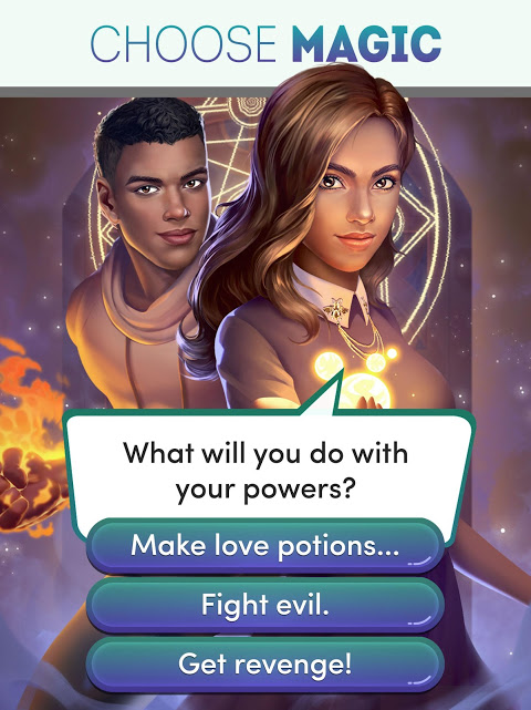 Choices: Stories You Play 2.4.0 Screen 8