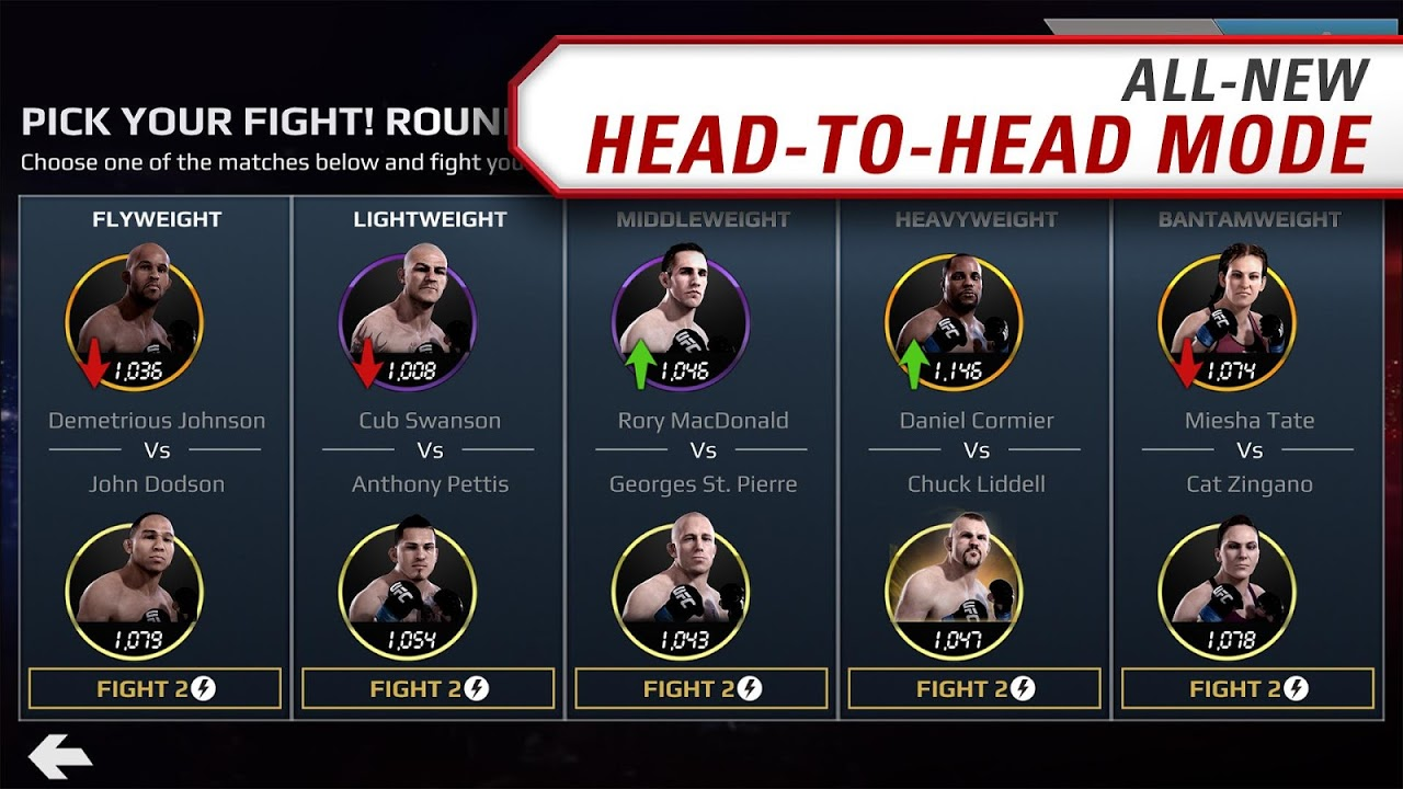 EA SPORTS UFC 1.9.3418328 Screen 6