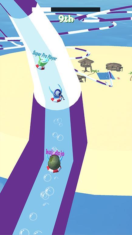 Android Aquapark Race IO Screen 9