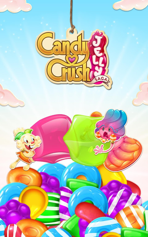 Candy Crush Jelly Saga 1.54.9 Screen 1