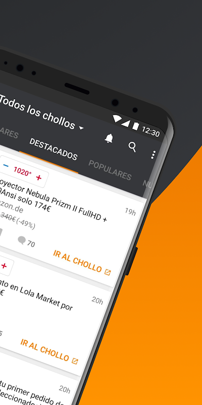 Android Chollometro – Chollos, Black Friday, ofertas Screen 9