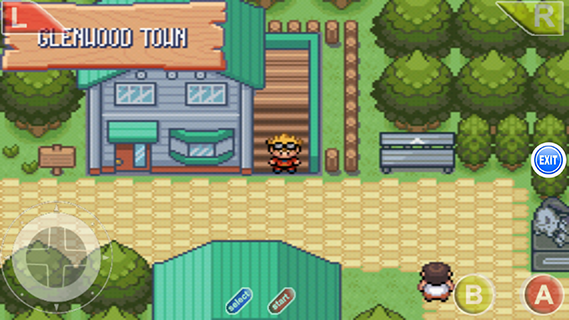 Pokemon: Glazed 1.0 Screen 1
