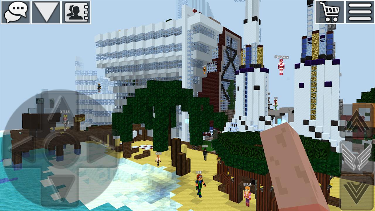 WorldCraft : 3D Build & Craft 3.1 Screen 10