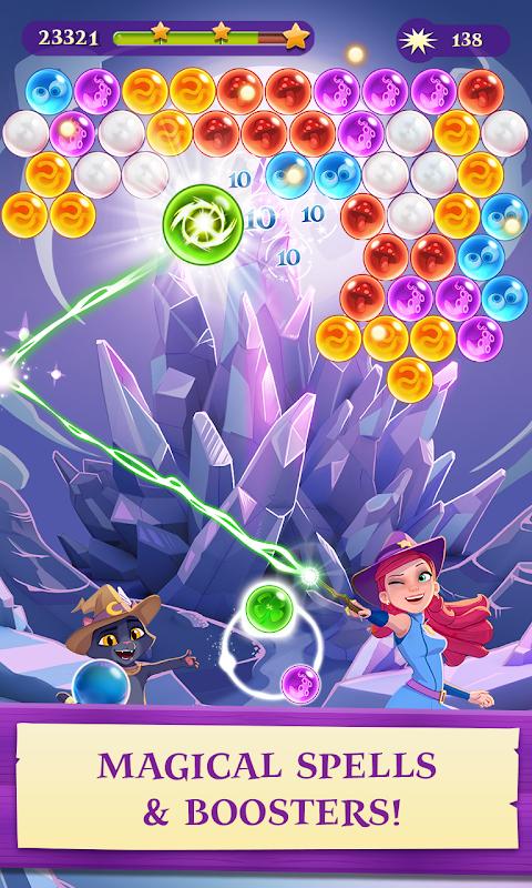 Bubble Witch 3 Saga 5.8.3 Screen 6