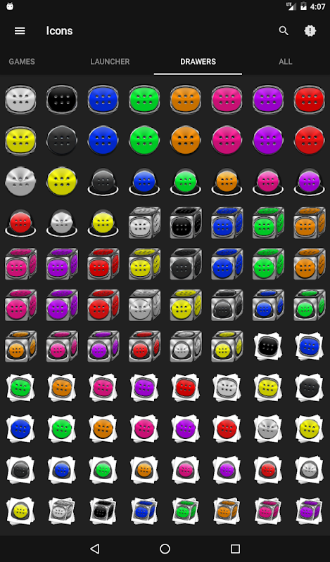 Android Stacks Icon Pack v4.2 Screen 20