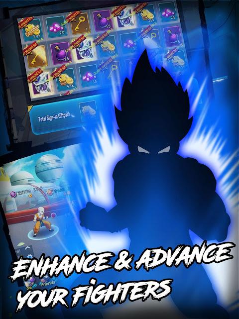 Android Fury Fighter: Awaken Screen 9